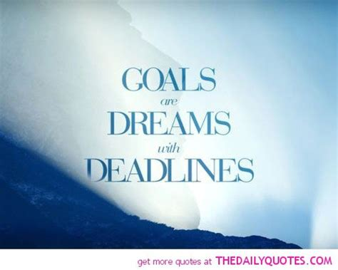 planning your dreams goals quotes quotesgram