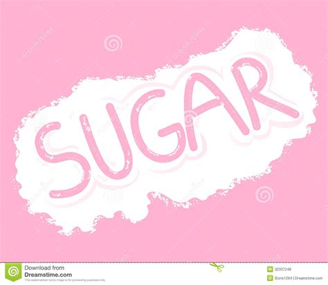 up letter with sugar sugar letters stock vector image of illustration food