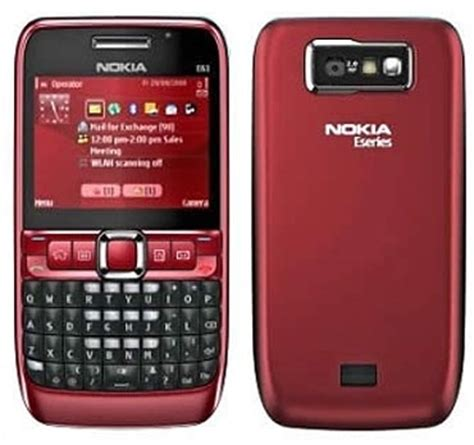 Hp Nokia Qwerty E63 best qwerty mobile phones to suit your pocket rediff getahead