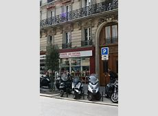 Motorcycles-parked-on-a-street-in-Paris-France-by-Kalin ... H Alphabet Designs