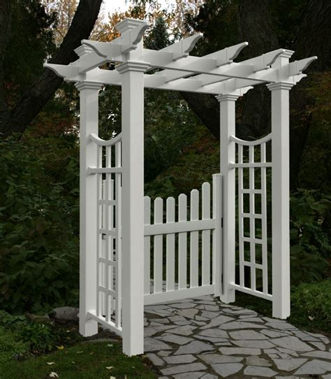 Garden Arbor Gate 179 Best Images About Carports And Gates On