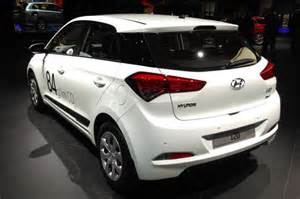 new hyundai i20 car images new hyundai i20 2014 price release date specs carbuyer