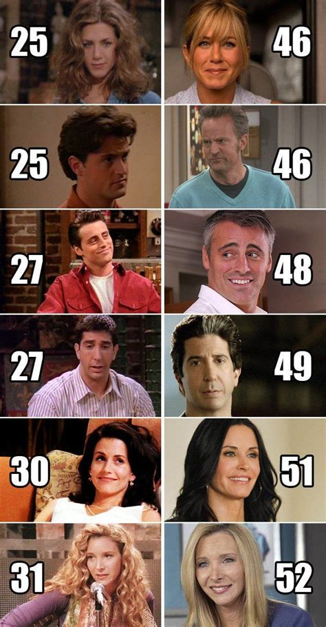 25 best ideas about friends cast on friends