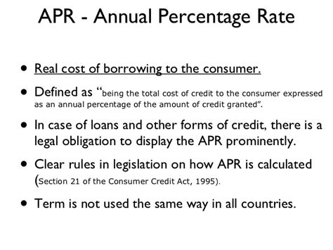 Credit Cost Formula Financial Maths