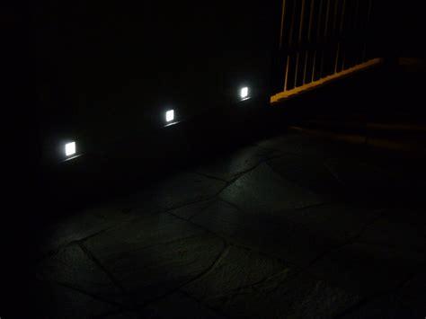 beleuchtung einfahrt pflaster led beleuchtung der einfahrt mit bewegungssensor led