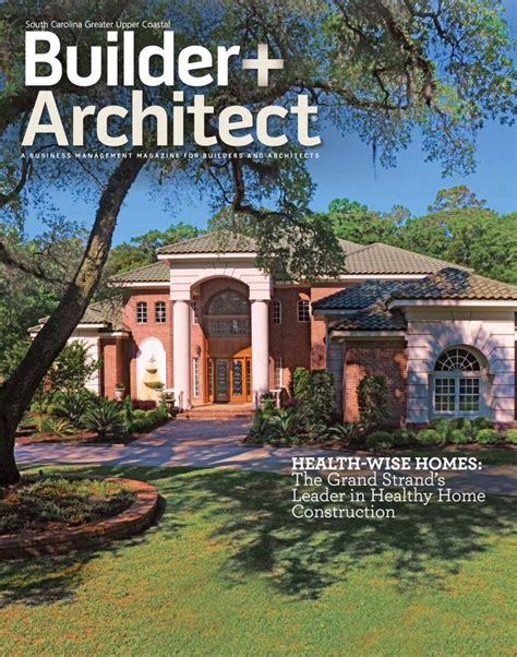 health wise homes was featured on builder architect