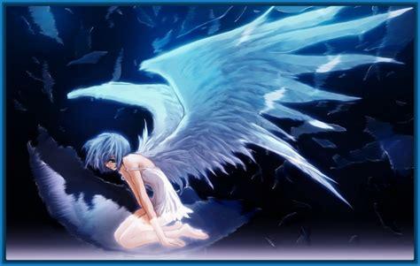 imagenes anime de angeles imagenes manga de angeles para colgar en tu muro