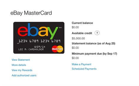 ebay mastercard another ebay mastercard cli myfico 174 forums 4223537