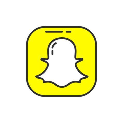 Snapchat Logo Png Free Transparent Png Logos Snapchat Template Png