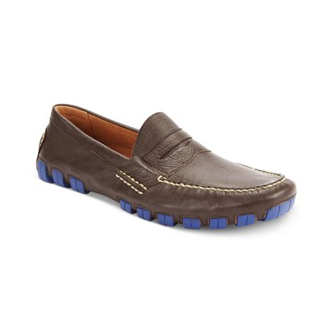 ralph loafers ralph arkley loafers in for lyst