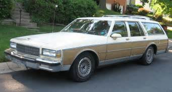Chevrolet Station Wagons File 87 90 Chevrolet Caprice Wagon Jpg