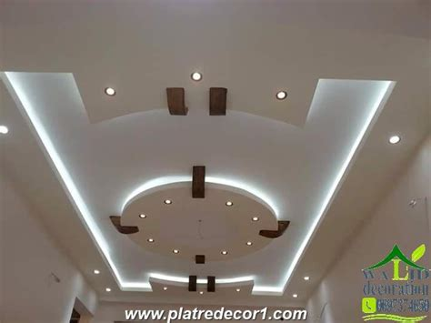 Decoration Placoplatre Plafond by ديكور غرف النوم Faux Plafond Platre Marocain 2016 Plafond