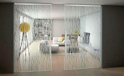 shower doors with design on glass minimalist modern sliding glass door designs