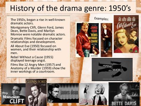 film drama genre 1950s romantic drama films