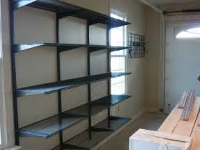 garage shelving ideas photo gallery the minimalist nyc