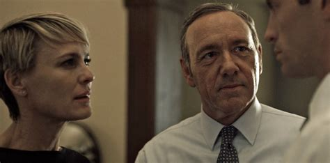 house of cards threesome house of cards scandal could become a big issue business insider