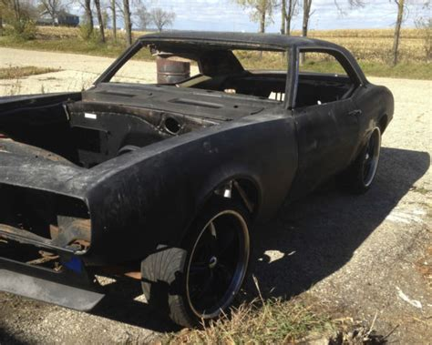 1969 camaro roller for sale 1968 chevy camaro roller project car z28 ss 350 396 copo