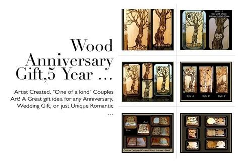 1000  ideas about Wood Anniversary Gifts on Pinterest