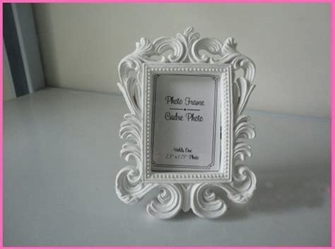 wedding placecard holders cheap wedding place cards cheap wholesale white baroque photo frame 100pcs lot
