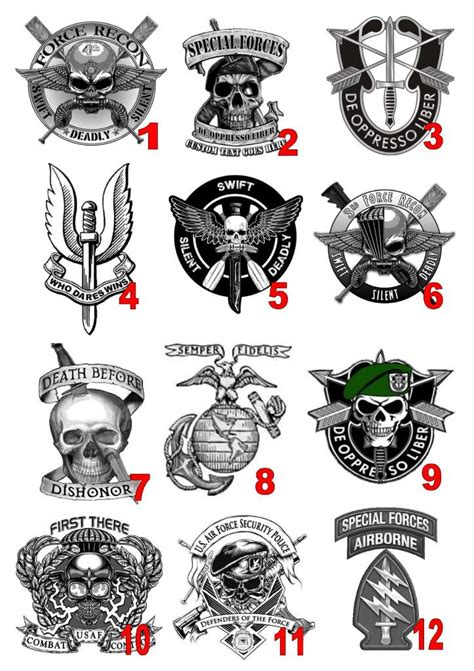 special forces tattoos designs special forces temporary tattoos sas navy army air