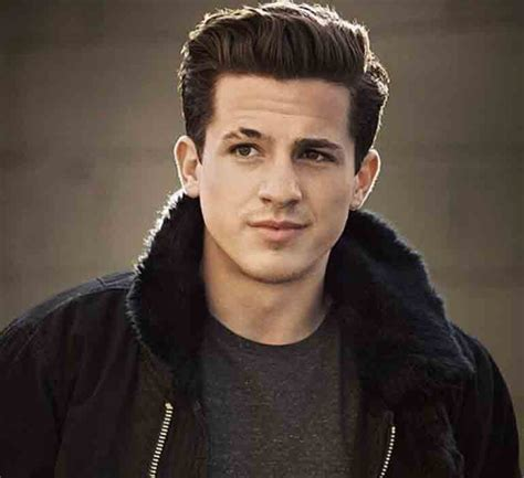 charlie puth age charlie puth biography age height weight wiki family