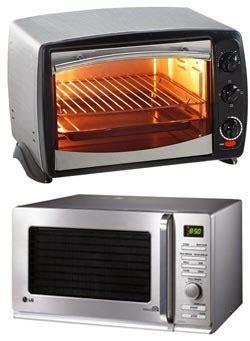 Oven Listrik Biasa perbedaan microwave dan oven konvensional dapur modern
