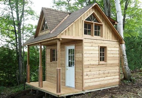 Cottage Bunkie Ideas by Cabin Cottage And Bunkie Plans And Kits From Cabana