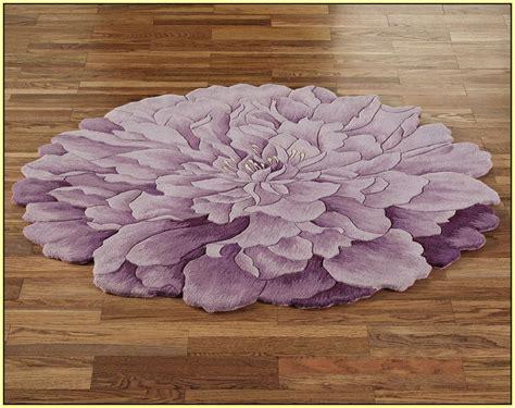 flower shaped area rugs purple flower shaped rug area rug ideas