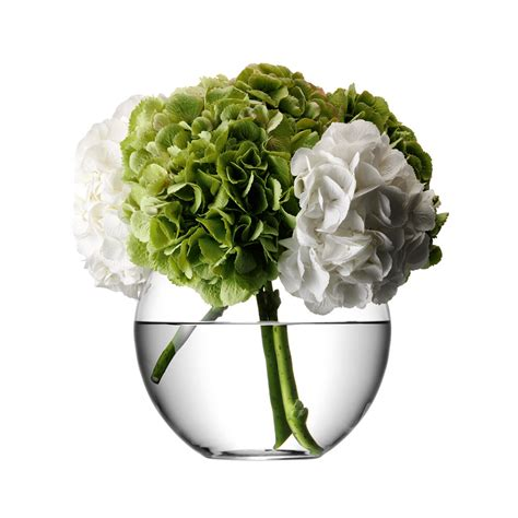 A Vase With Flowers by Buy Lsa International Flower Bouquet Vase Amara