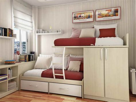 creative bedroom ideas for small rooms best mini space saving bunk bed ideas for small rooms