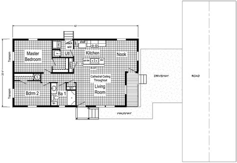rental property floor plans rental home 2 bed 1 bath 952 square feet village homes