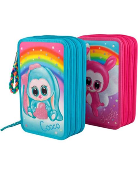 pencil cases with three sections ylvi and the minimoomis pencil case with three parts and