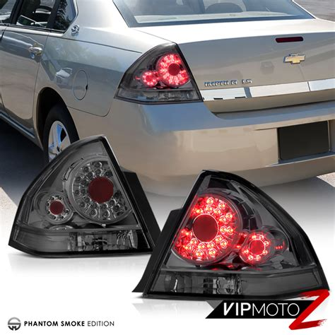 ls and lights 2006 2013 chevy impala ls lt ss phantom smoke smd high