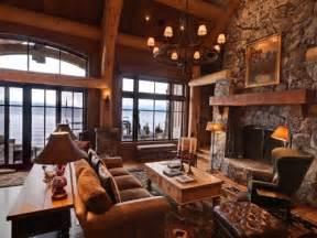 Cabin decorating ideas home design ideas