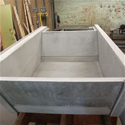 concrete bathtub diy bathrooms are transformed with the concrete tub concrete
