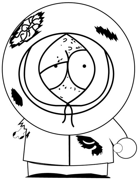 South Park Who Killed Kenny Coloring Page H M Coloring South Park Coloring Pages