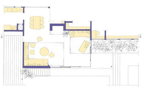 kaufmann house floor plan kaufmann house palm springs floor plan house plans