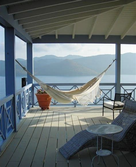 hammock on porch relaxation hammock on the porch outdoor spaces pinterest