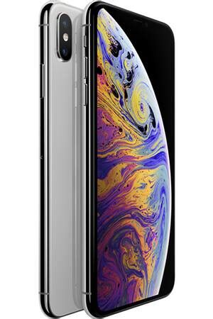 iphone apple iphone xs max 512 go argent darty
