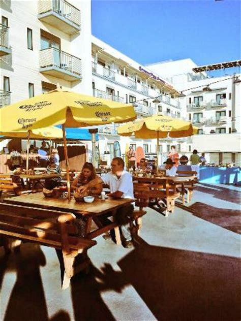hello betty fish house roof top deck seating picture of hello betty fish house oceanside tripadvisor