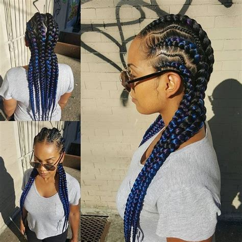 nice under braids with weave pin by maria abelard burke on hair topia pinterest