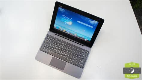 Tablet Asus Android Kitkat la transformer pad tf701t d asus passe 224 kitkat aux 201 tats unis