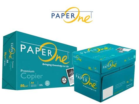 Paper One A4 80gr paperone a4 80gsm mybusiness network