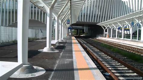 Stazione AV Mediopadana Reggio Emilia mattina 2 Agosto
