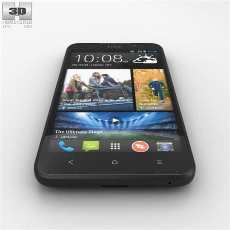 themes htc desire 516 htc desire 516 black 3d model hum3d