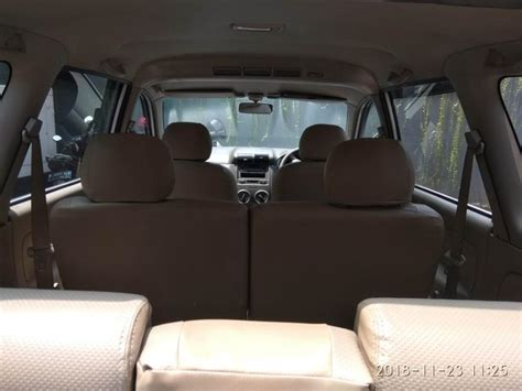 Avanza 2011 Manual toyota avanza type g 1 3 manual tahun 2011 silver metalik