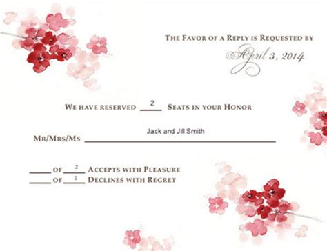 Weddingwire Rsvp by Rsvp Card Etiquette Weddings Etiquette And Advice