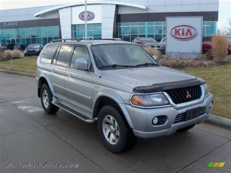 mitsubishi montero sport 2001 2001 mitsubishi montero sport limited 4x4 in seattle