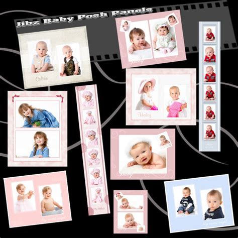 free storyboard templates for photoshop elements digital templates wedding family baby posh senior