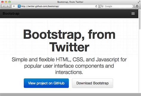 bootstrap layout rails 328 twitter bootstrap basics railscasts